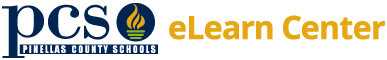 pcs elearn center logo